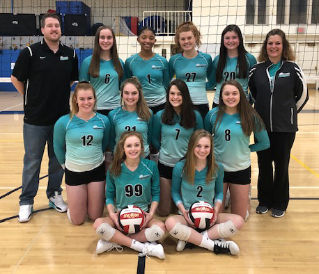 16 teal team photo
